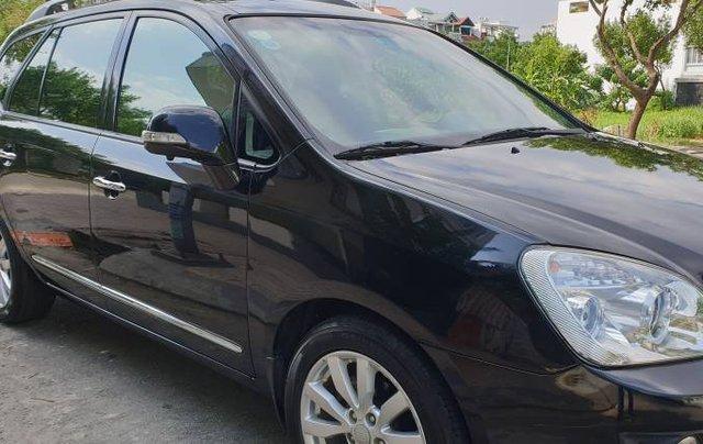 Bán Kia Carens SX 2.0 AT năm 2011, màu đen còn mới, giá tốt11