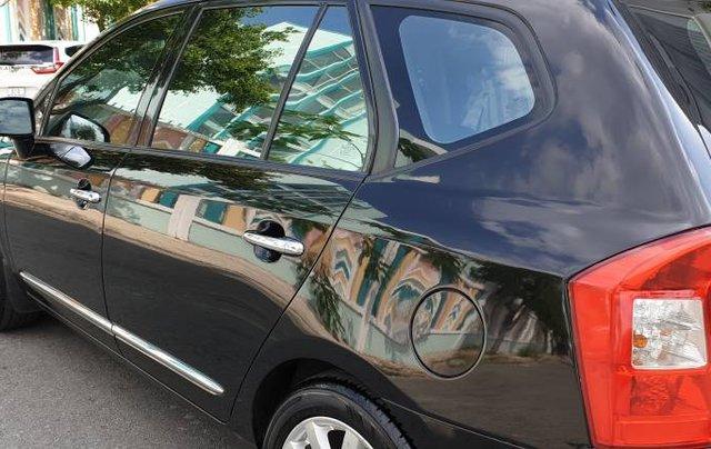 Bán Kia Carens SX 2.0 AT năm 2011, màu đen còn mới, giá tốt13