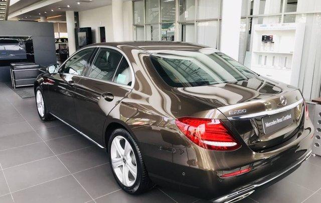 Bán Mercedes E250 năm sản xuất 2019, màu nâu, nhập khẩu như mới3