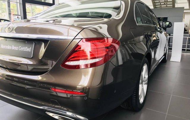 Bán Mercedes E250 năm sản xuất 2019, màu nâu, nhập khẩu như mới1