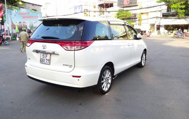 Bán Toyota Previa 2010, màu trắng, nhập khẩu  5