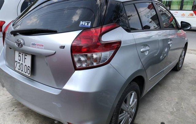 Bán Toyota Yaris sản xuất 2016, màu bạc, nhập khẩu nguyên chiếc như mới, giá chỉ 540 triệu9