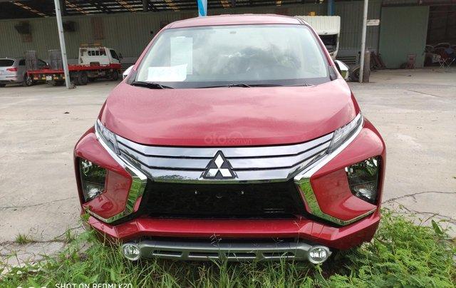 Bán xe mitsubishi Xpander nhập khẩu, màu đỏ0