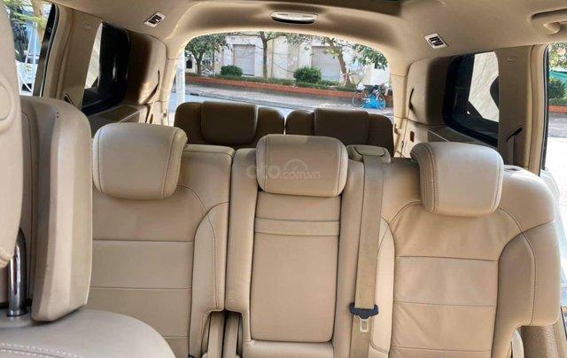 Bán ô tô Mercedes GL500 4Matic model 2015 màu trắng, nhập khẩu nguyên chiếc9