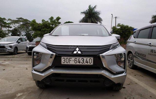 Bán xe Mitsubishi Xpander nhập khẩu, màu bạc1