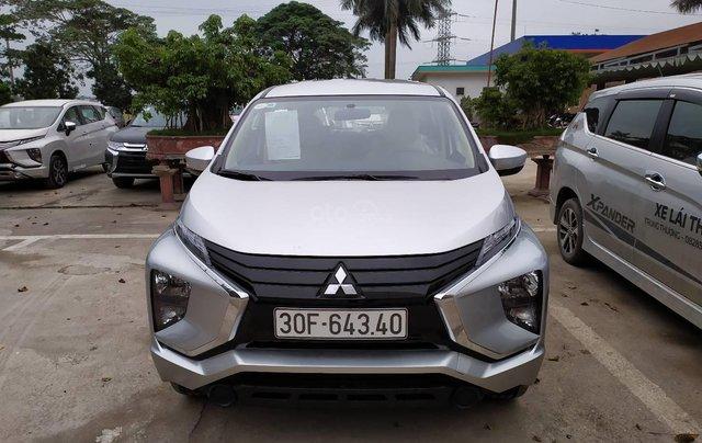 Bán xe Mitsubishi Xpander nhập khẩu, màu bạc0