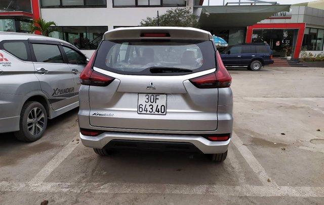 Bán xe Mitsubishi Xpander nhập khẩu, màu bạc7