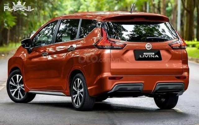 Bán Nissan Livina năm sản xuất 20191