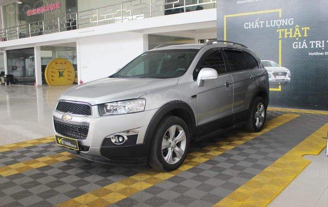 Chevrolet Captiva LT 2.4MT 2013, có kiểm định chất lượng xe1