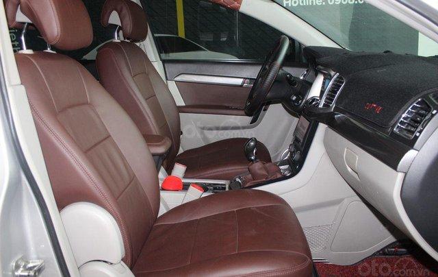 Chevrolet Captiva LT 2.4MT 2013, có kiểm định chất lượng xe5
