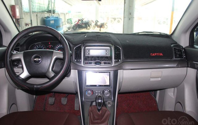 Chevrolet Captiva LT 2.4MT 2013, có kiểm định chất lượng xe7