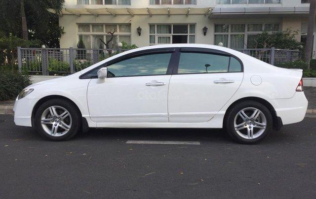 Bán Honda Civic 2.0 đời 2011, màu trắng, số tự động, giá tốt1