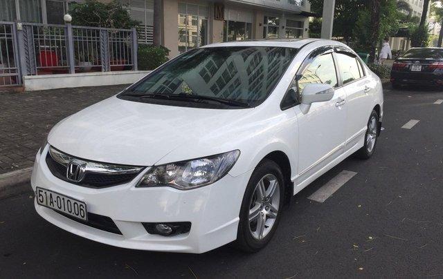 Bán Honda Civic 2.0 đời 2011, màu trắng, số tự động, giá tốt3