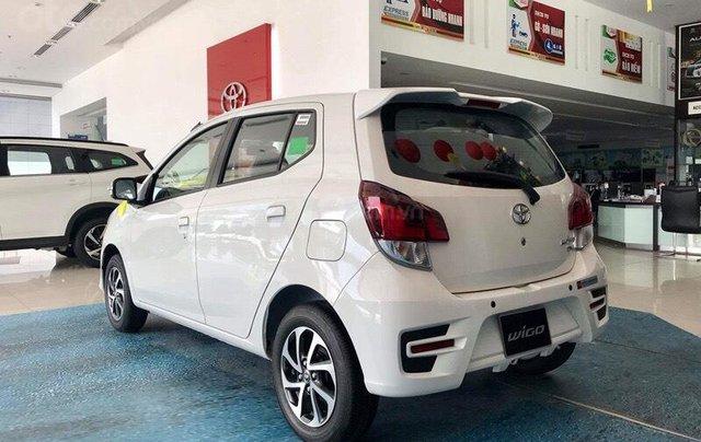 Mua xe Toyota Wigo 2019 trả góp lãi suất 0% với 4,3 triệu/tháng. Đăng ký Grab/Be miễn phí3