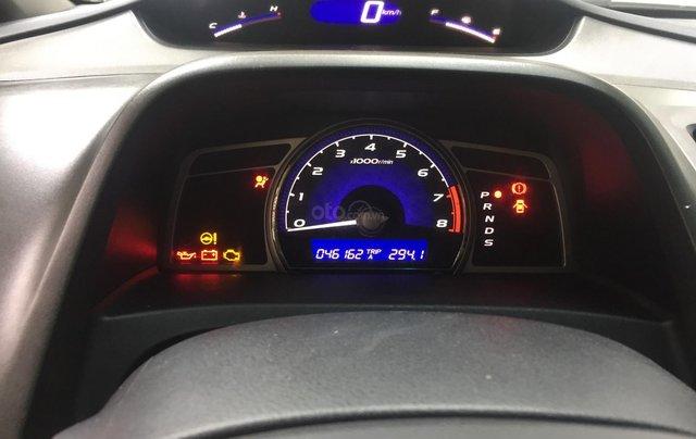 Bán Honda Civic 2.0 đời 2011, màu trắng, số tự động, giá tốt4