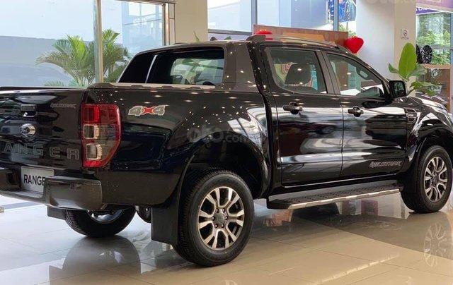 Giảm giá tiền mặt + Gói phụ kiện + Lãi suất 0%, Ford Ranger XLS năm sản xuất 2019, màu đen2