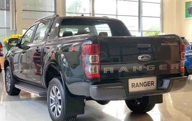 Giảm giá tiền mặt + Gói phụ kiện + Lãi suất 0%, Ford Ranger XLS năm sản xuất 2019, màu đen3
