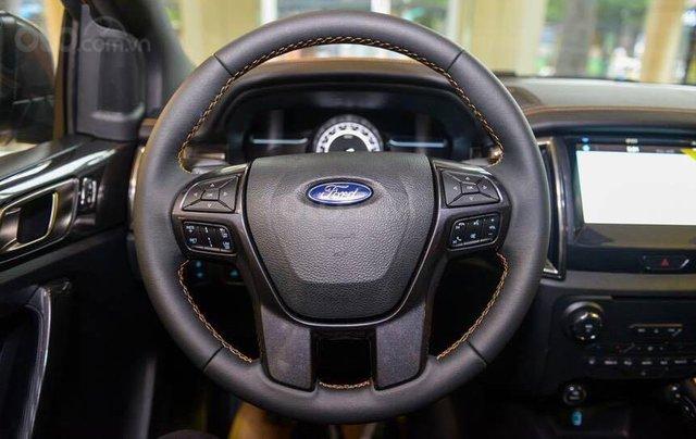 Giảm giá tiền mặt + Gói phụ kiện + Lãi suất 0%, Ford Ranger XLS năm sản xuất 2019, màu đen6