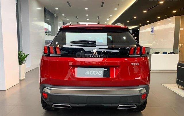 """Peugeot 3008 all new đủ màu """" Đặc biệt có màu đỏ và xanh mới"""" giao xe ngay, hỗ trợ ngân hàng, tư vấn lái thử tận nhà4"""