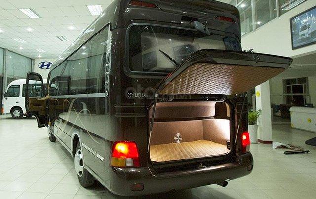 Bán thanh lý xe Hyundai County 29 chỗ Limousine VIP, giá hấp dẫn - trả trước 25% nhận xe1