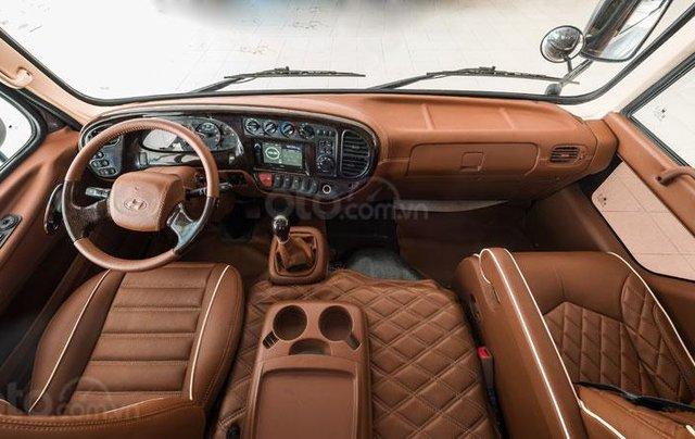 Bán thanh lý xe Hyundai County 29 chỗ Limousine VIP, giá hấp dẫn - trả trước 25% nhận xe5
