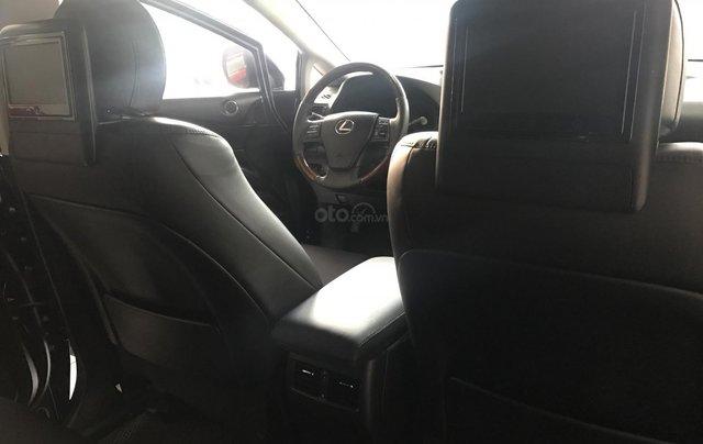 Bán ô tô Lexus RX 450h Hybrid, đời 2010, màu đen, nhập khẩu7