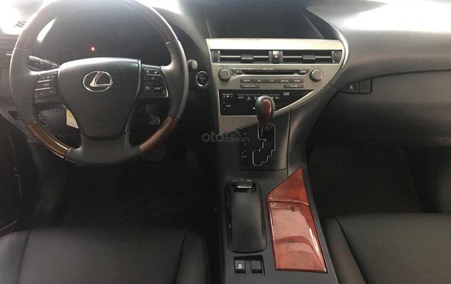 Bán ô tô Lexus RX 450h Hybrid, đời 2010, màu đen, nhập khẩu6