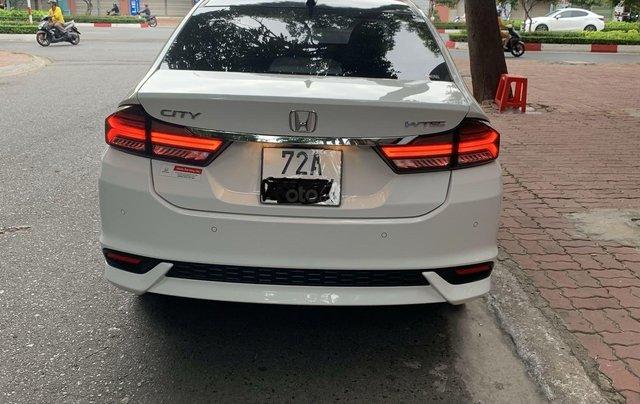 Bán xe Honda City 2017 màu trắng giá 525 triệu đồng1