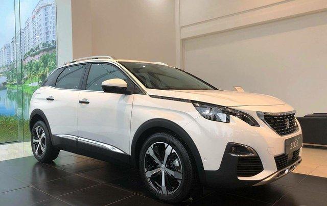 Bán ô tô Peugeot 3008 All New sản xuất năm 2018, màu trắng1