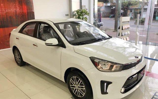 Chỉ với 140 triệu, nhận xe vi vu ngay, Kia Soluto 1.4L Deluxe sản xuất năm 2019, màu trắng1