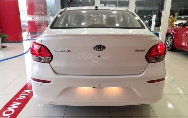 Chỉ với 140 triệu, nhận xe vi vu ngay, Kia Soluto 1.4L Deluxe sản xuất năm 2019, màu trắng6