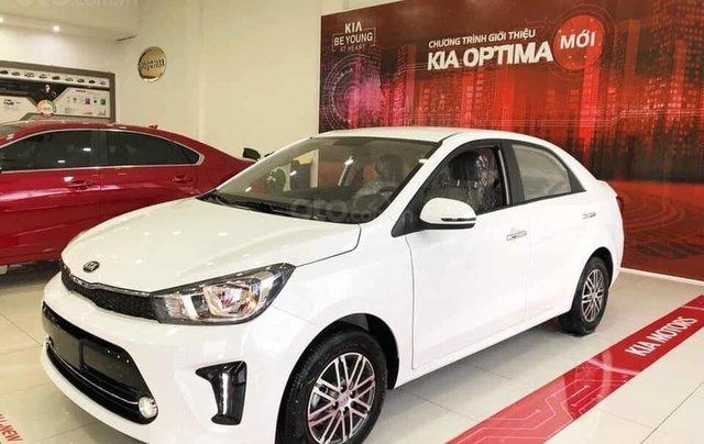 Chỉ với 140 triệu, nhận xe vi vu ngay, Kia Soluto 1.4L Deluxe sản xuất năm 2019, màu trắng4