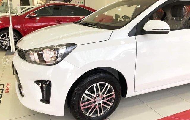 Chỉ với 140 triệu, nhận xe vi vu ngay, Kia Soluto 1.4L Deluxe sản xuất năm 2019, màu trắng8