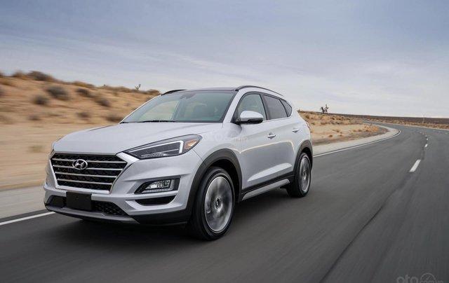 Cần bán Hyundai Tucson 2.0 bản Đặc Biệt sản xuất năm 2019, màu trắng, 878 triệu4