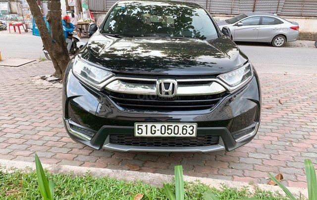 Cần bán xe Honda CR V đen như mới 20180