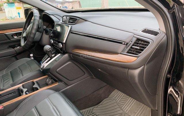 Cần bán xe Honda CR V đen như mới 20188