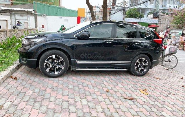 Cần bán xe Honda CR V đen như mới 20181