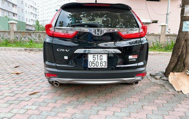 Cần bán xe Honda CR V đen như mới 20182