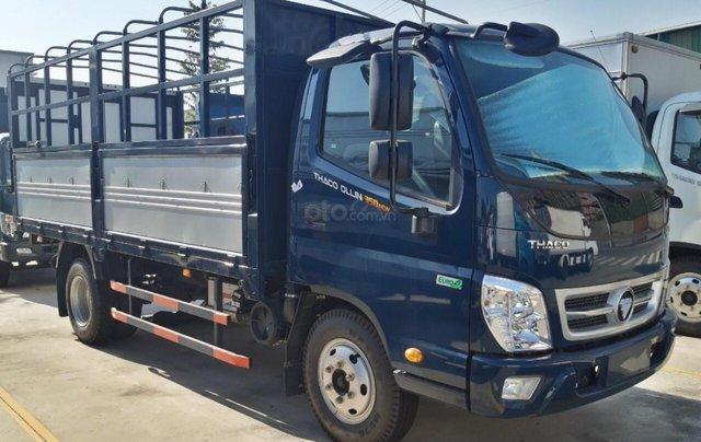 Xe tải 2,3 tấn Thaco Ollin 350.E4, thùng dài 4,3m, công nghệ Isuzu, hỗ trợ trả góp1