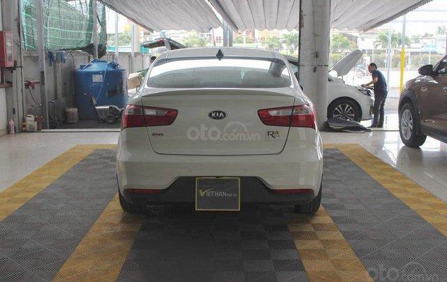 Bán Kia Rio 1.4AT 2016, xe màu trắng, cực đẹp3