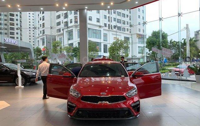 Kia Cerato Premium 2.0 AT đời mới nhất 2020, màu đỏ, phiên bản cao cấp với giá chỉ 675 triệu6