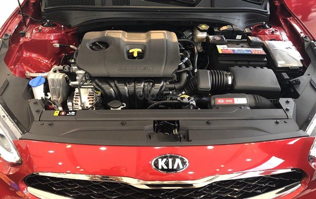 Kia Cerato Premium 2.0 AT đời mới nhất 2020, màu đỏ, phiên bản cao cấp với giá chỉ 675 triệu9