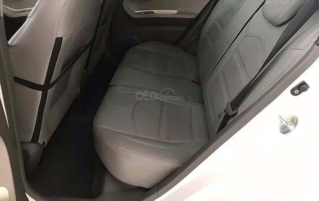 Cần bán gấp xe cũ Kia Morning Si đời 2017, màu trắng3