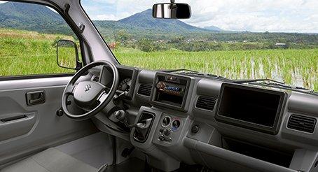 Bán xe tải nhẹ dưới 1 tấn giá tốt, xe tải 810kg giá rẻ nhất Miền Tây3