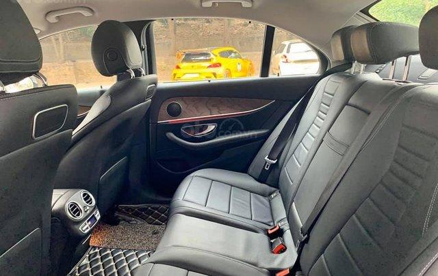 Mercedes-Benz E200 sx 2017, trắng/đen siêu hot, LH: 03877077774