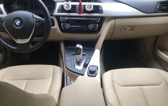 Bán BMW 320LCI sản xuất 2015, xe rất đẹp, đi đúng 38.000km, bao kiểm tra hãng6