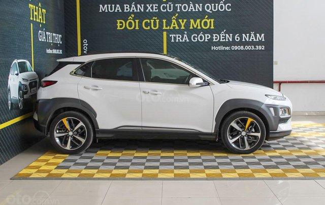 Bán Hyundai Kona 1.6AT Turbo 2018, có kiểm định chất lượng, xe cực mới3