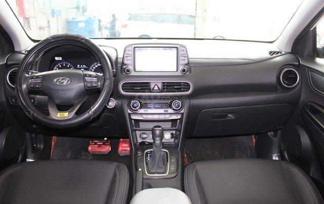 Bán Hyundai Kona 1.6AT Turbo 2018, có kiểm định chất lượng, xe cực mới8