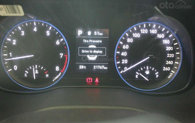 Bán Hyundai Kona 1.6AT Turbo 2018, có kiểm định chất lượng, xe cực mới4
