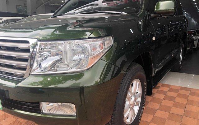 Cần bán Toyota Land Cruiser sản xuất 2009 cực đẹp 1